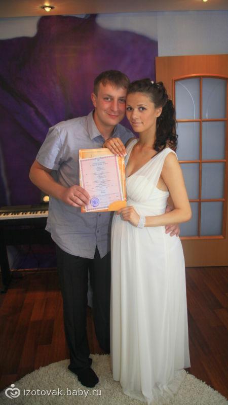 Беременные невесты)Девочки, кто выходил замуж будучи уже с животиком?