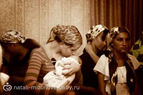 Отредактировала фотки с крещения)