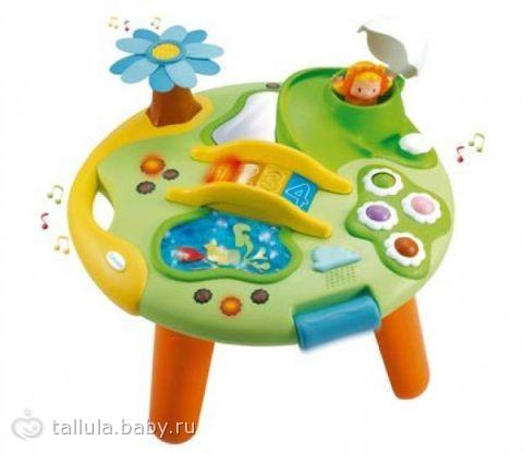 Игрушки ребенку годовалому ребенку