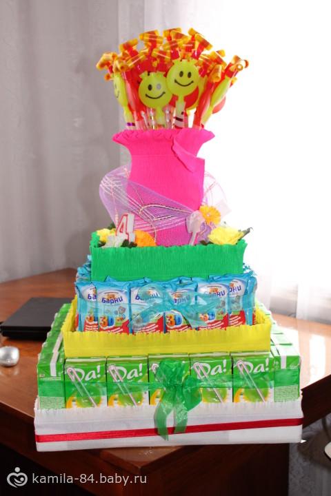 Что принести в садик на день рождения ребенка 4 года фото с пояснениями