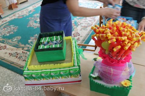 Подарки детям на день рождения в детский сад