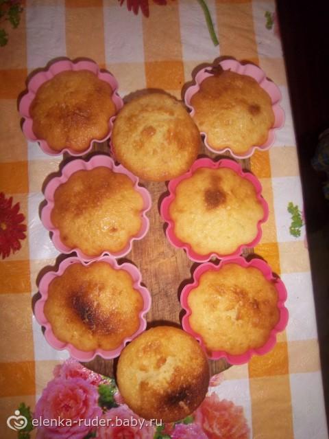 Мои кексы)))