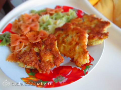 Жабки из куриного филе рецепт с фото