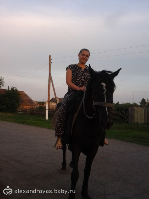 Наши выходные в деревне.(фото)
