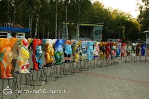 111 Берлинских медведей!