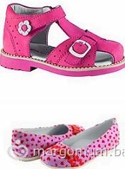 Выбираем обувь для девочек в детский сад.