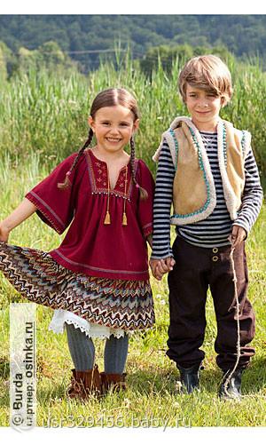 детские одежки)