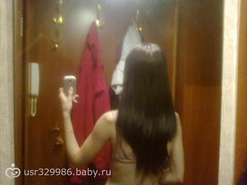 обрезаем волосы))