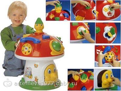 Игрушки для месячного ребенка