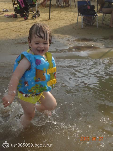 наша первая вылазка к воде))))))))))))))))))))