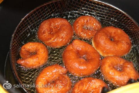 пончики икеа рецепт