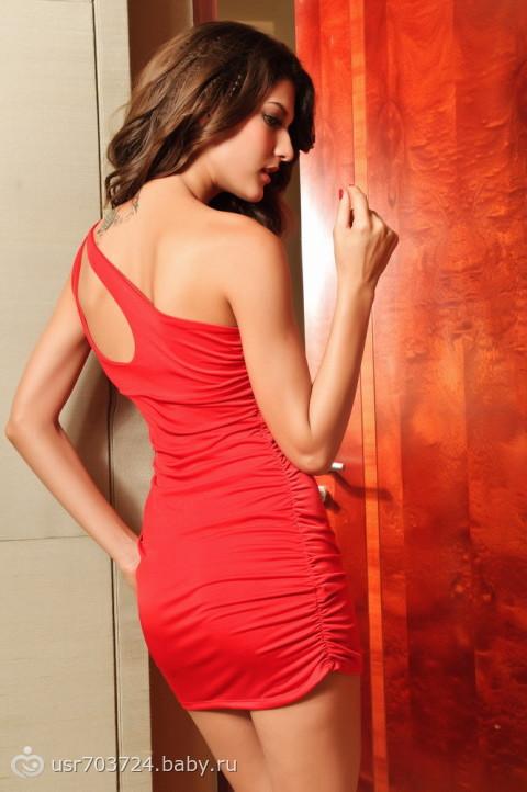 А такое платье как вам? (к постам ниже)