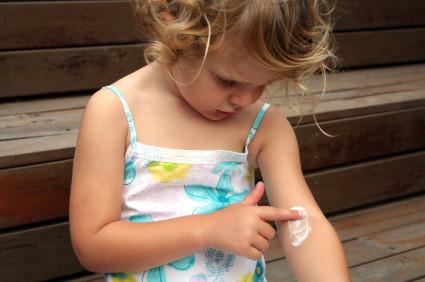 Средство от атопического дерматита на лице