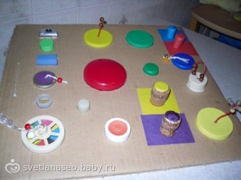 Сортеры для детей своими руками 788