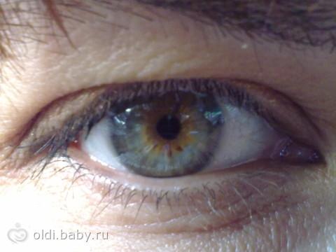Какого цвета у меня глаза