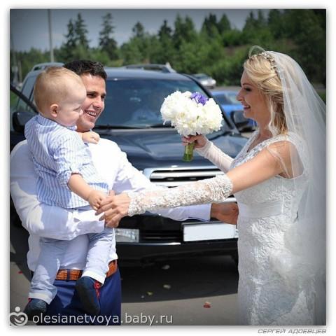 Даша и Сережа Пынзарь обвенчались!)