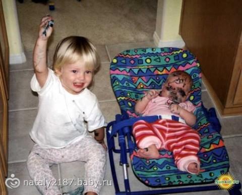 Как вы думаете могли ли такое на самом деле допустить родители или все это прикол и фотошоп?