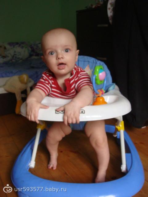 Почему ребенок в 9 месяцев не 76