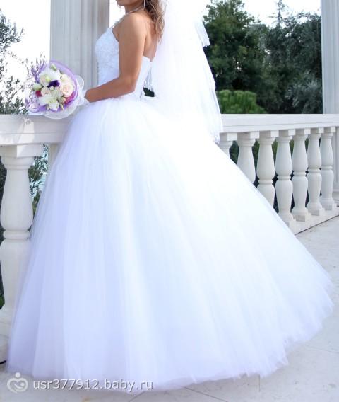 Свадебные платья с кольцами или без