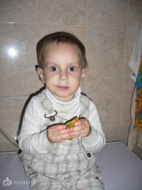 Вчера исполнилось 2 годика )))