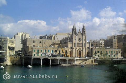 моя дочь на Мальте))) +фото