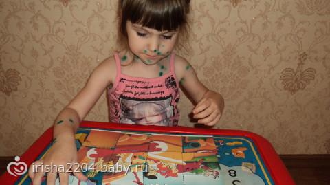 Занятия для ребенка 3-х лет с фото