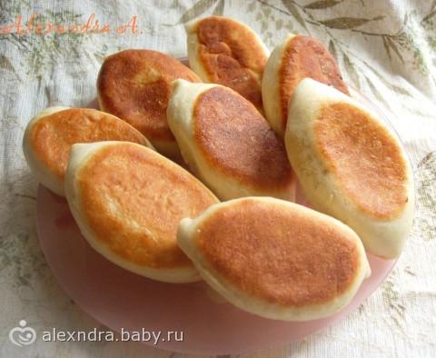 Тесто на пирожки с картошкой
