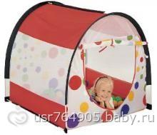 игровая палатка… и игровой набор…