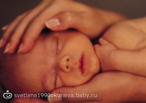 Музыка и малыш в утробе матери