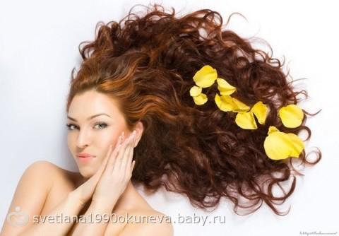 Уход за волосами во время беременности