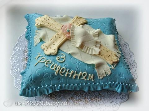 Украшения тортов фото на крестины для двойнят