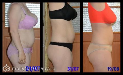раздельное питание отзывы похудевших