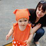 Мамино счастье - оно оранжевое !!!!
