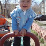 мой весельчак))))