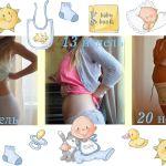 Первая беременность, 6-20 недель