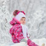 зима в сказочном лесу