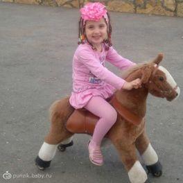 Моя красавица на коне