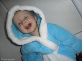 любимый улыбашка!