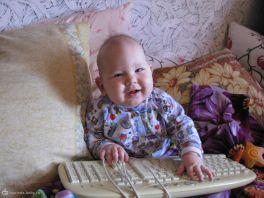 Любимая клавиатура! :)
