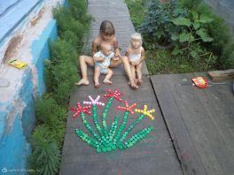 сюрприз на день рождения - цветочек!
